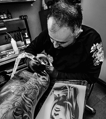 Tattoos Kildare